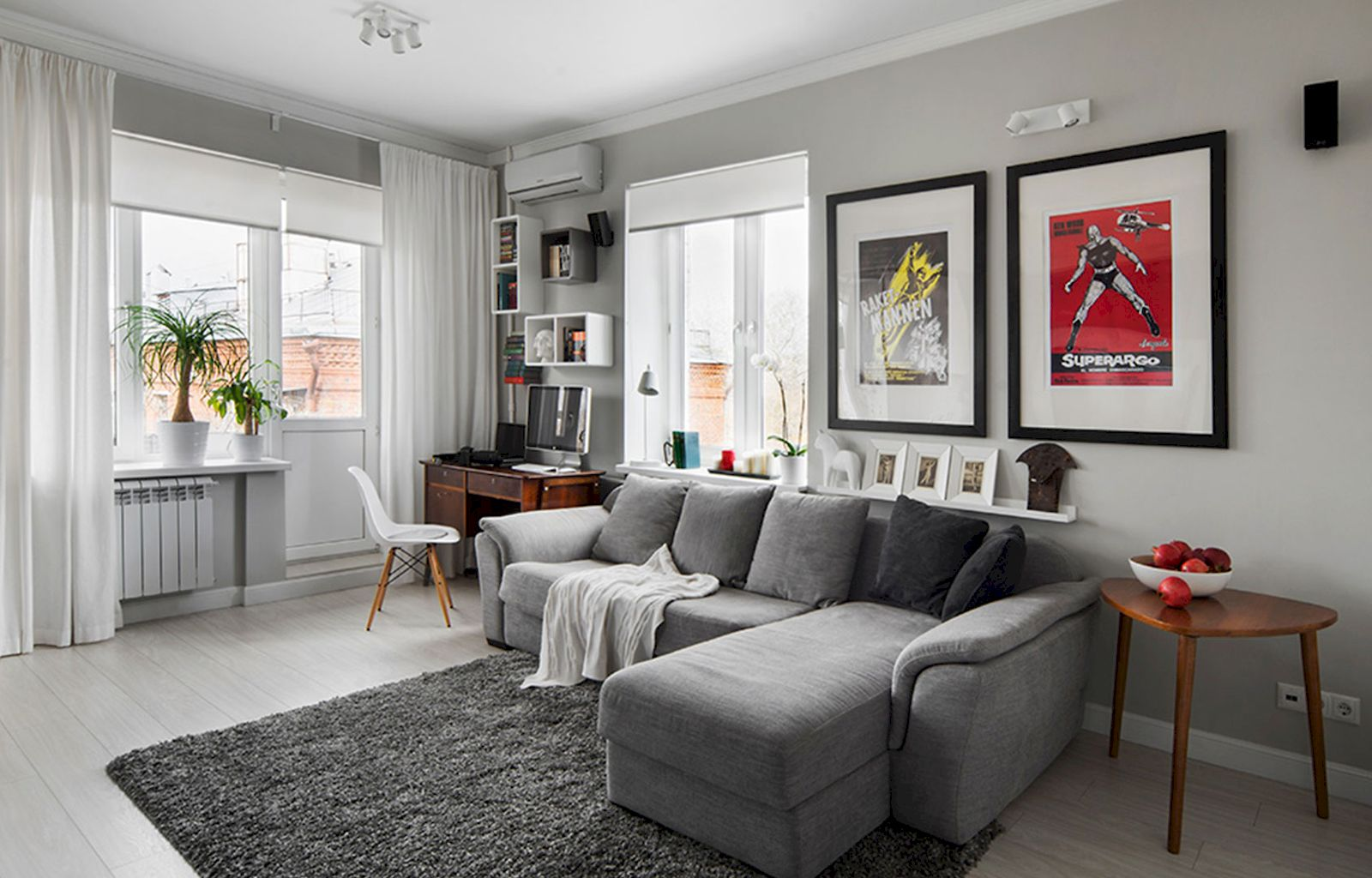 Best Apartment Living Room Layout and Decorating Tricks ...