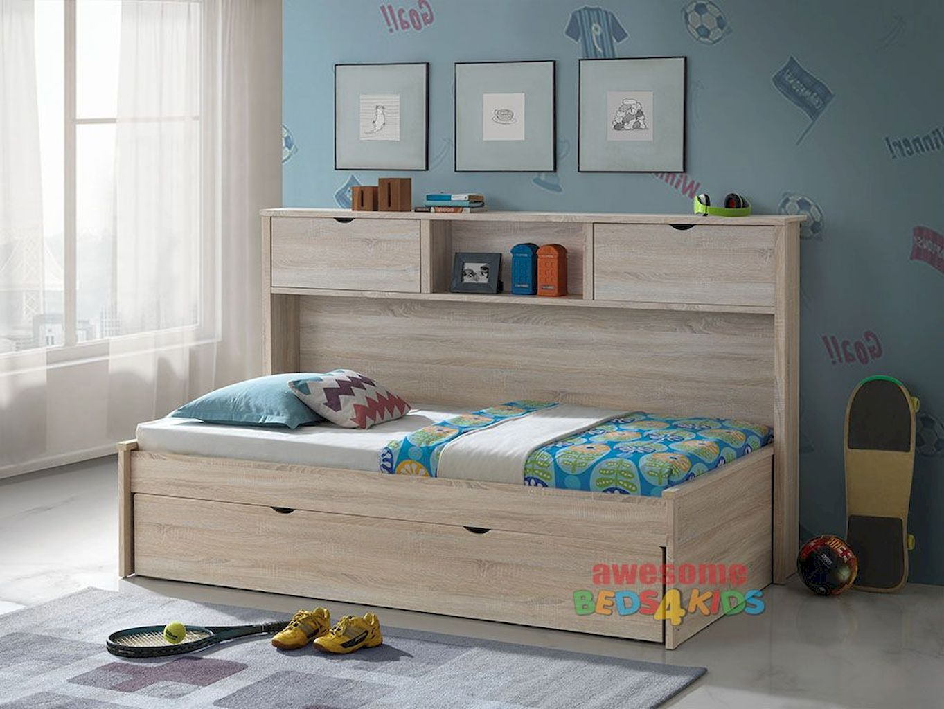 Cozy Single Bedroom Concept for Teens and Singles Part 1