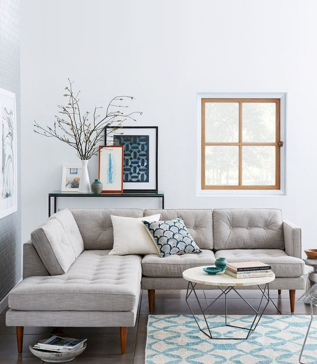 Soft Colored Living Room With Elegant Furniture and Accessories Part 11