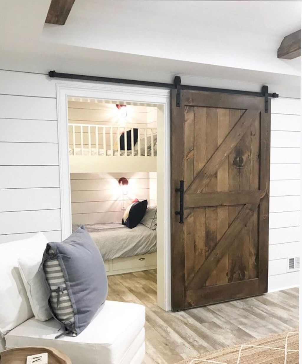 Barn Style Sliding Doors For Modern Bedroom Ideas - SHAIROOM.COM