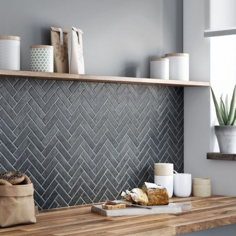Beautiful kitchen backsplash designs giving special accents in the house Image 11