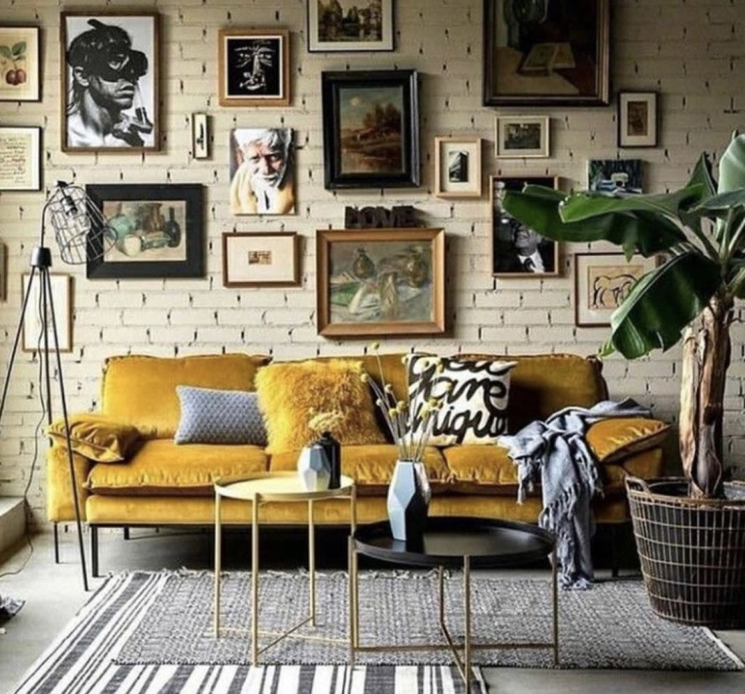 35 Eclectic Living Room Designs Incorporating Beautiful Mix